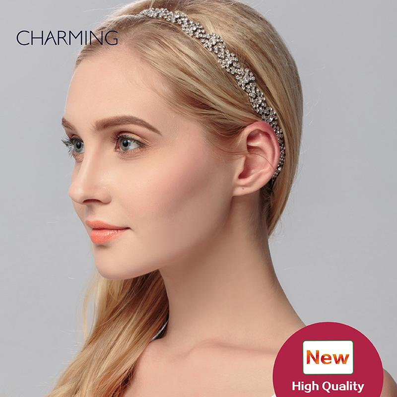 Wedding Headbands Fashion Fascinators Wedding Hair Accessories Bridal  Tiaras Crystals Pearls Hair Accessories For Sale Wholesale Wedding  Headpieces For ... 56e213a97a8
