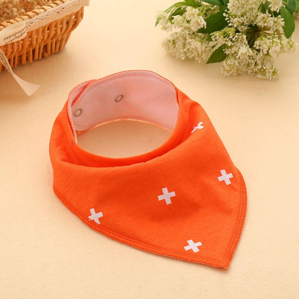 60 styles new fashion triangle cotton towel Baby Bib slobber baby burp cloth fox Dot saliva towel Children's accessories