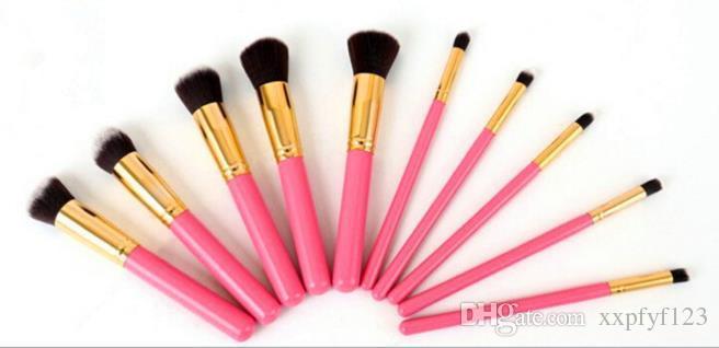 2017 Makeup Brushes Best Brushes Powder Face Brushes Foundation Eye Shadow Brush Soft Mermaid Toothbrush Cosmetic Tools b688