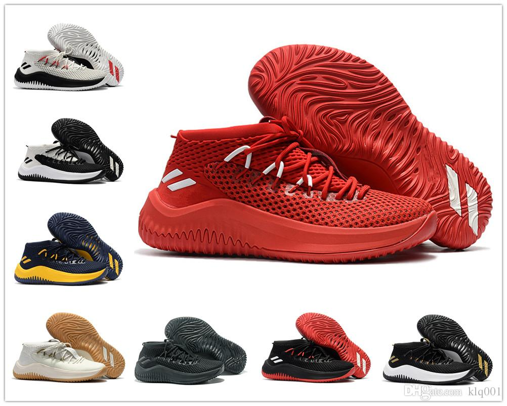 Lillard Shoes Red
