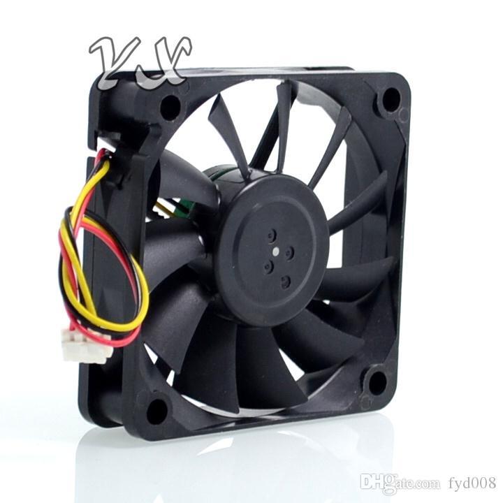 original 60 * 60 * 15mm 3-wire D06R-24SS1 04B 6 cm 24 V inversor 0.12A 6015 ventilador para nidec