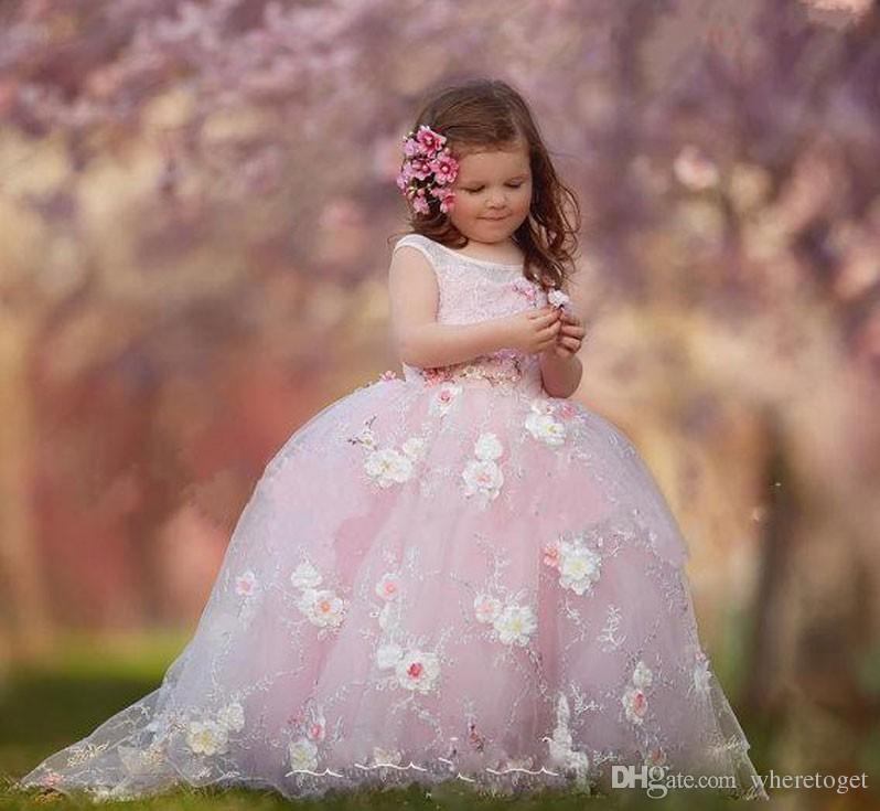 Exquisite Girls Dresses