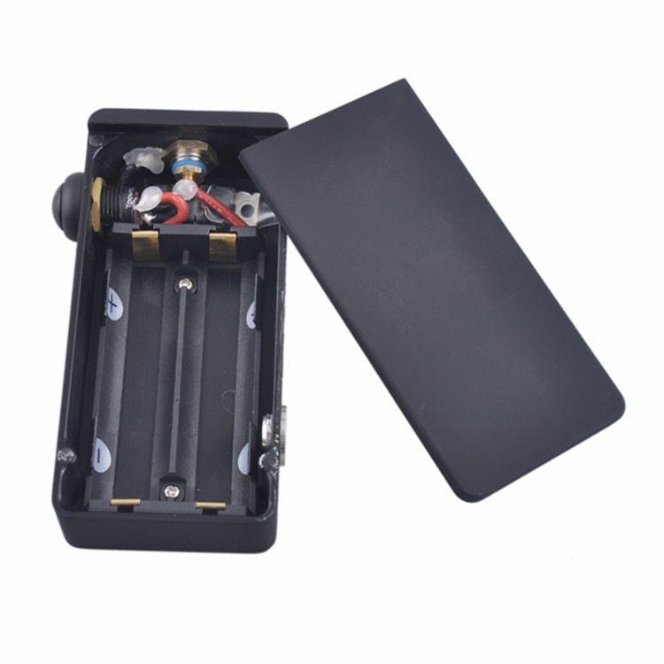 Tuglyfe 비 규제 상자 Mod 키트 Tugboat 증기 mods Cubed RDA 전체 기계 속도 분무기 RDA 잡아 당김 보트 기화기 및 담배