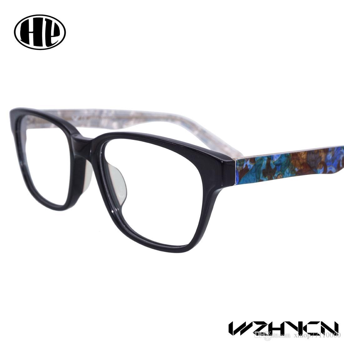 398f0f55f6 2017 New Retro Eyewear Clear Lens Optical Frame High Quality Oculos ...