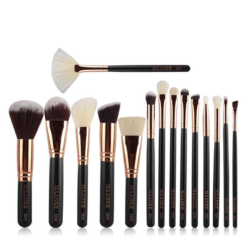 Wholesale Women Best Makeup Brush Set Cosmetics Makeup Pro Set Brushes Soft  Blush Face Powder Contouring Brush Tools  92143 Cleaning Makeup Brushes  Cosmetic ... ab872c7ad