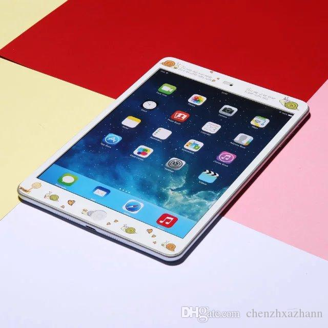 Premium Tempered Glass protective Film For iPad mini 1/2/3 High Definition Screen Protector for iPad mini123