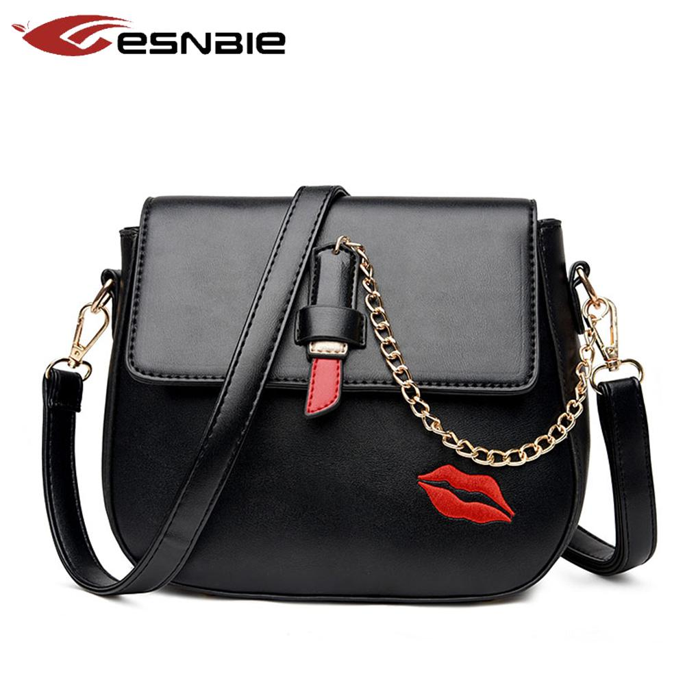 Wholesale New 2017 Women Bag Fashion Messenger Bags Female Designer Leather  Handbags High Quality Famous Brands Clutch Bolsos Sac A Main Luxury Handbags  ... 4aee2c2d836ad