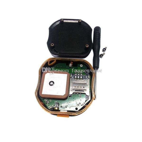 LK109 tk109 TKSTAR localizzatore gps Impermeabile Mini personale GPS Tracker Car GSM / GPRS tracker pet bambini Free Lifetime Web APP Tracking