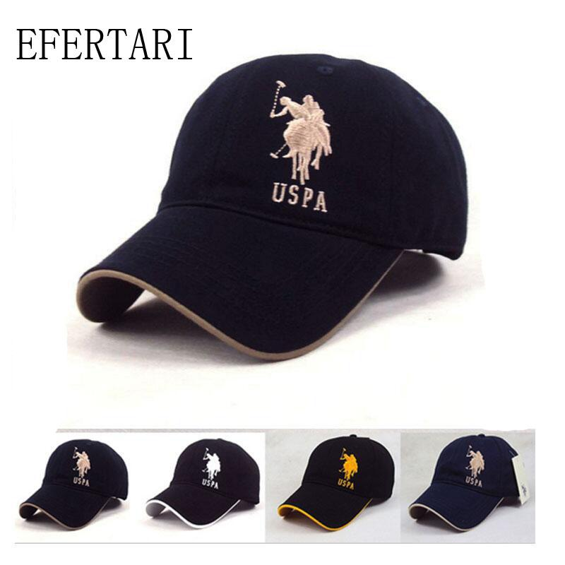 Wholesale 2017 Snapback Hats Men Polo Baseball Cap Sports Hat Summer Golf  Caps Outdoor Casual Cotton Sunhat Travel Casquette Polo Caps Flat Caps  Trucker ... edca05ad970