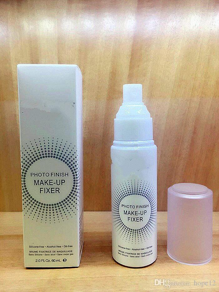 DHL Brand HERES B2UTY NAKED Photo Finish All Day Makeup Fixer Finishing Setting Spray Long lasting Natural Silicone/Alcohol/Oil-Free 60ML