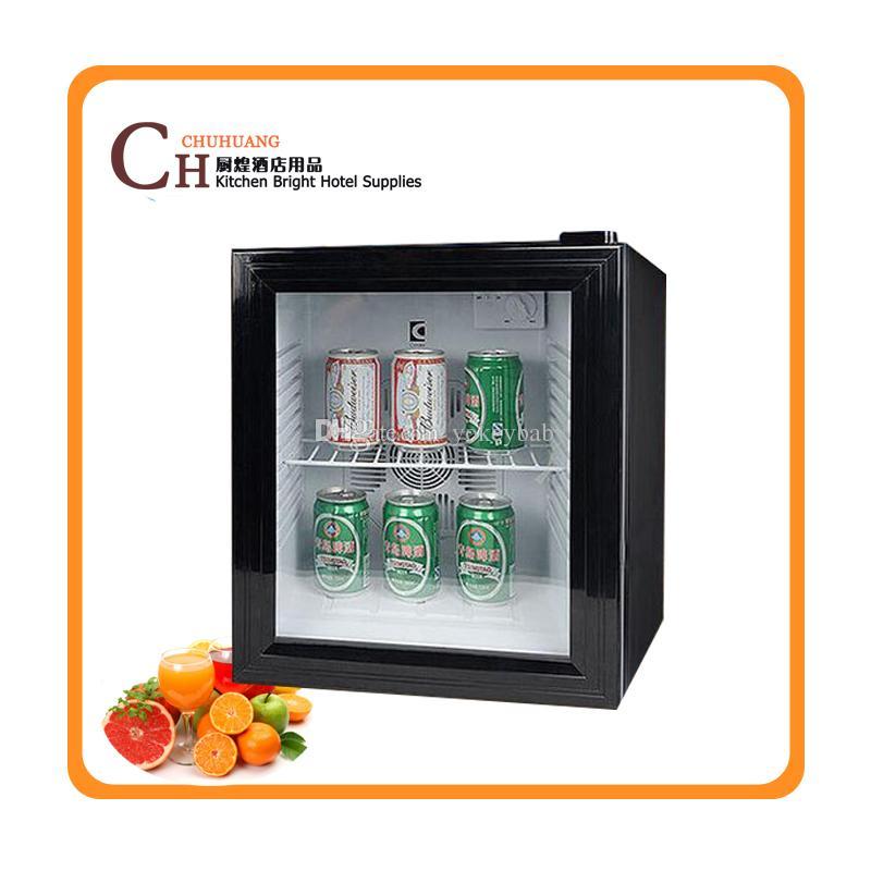 2018 Glass Door Bar Fridge 48l,Glass Door Mini Refrigerator,Display  Refrigerator,Refrigerator Door From Yokeybaby, $90.46 | Dhgate.Com
