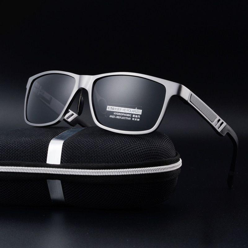 8c52912c75 Wholesale- High Quality Aluminum Magnesium Ray Brand Men s ...