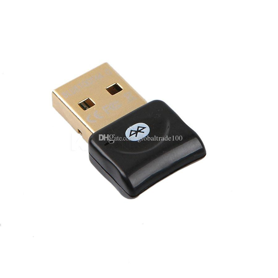 Mini USB Bluetooth V4.0 Dual Mode Wireless Dongle Gold Pated Connector CSR 4.0 Adapter Audio Transmitter For Win10/7/8/XP