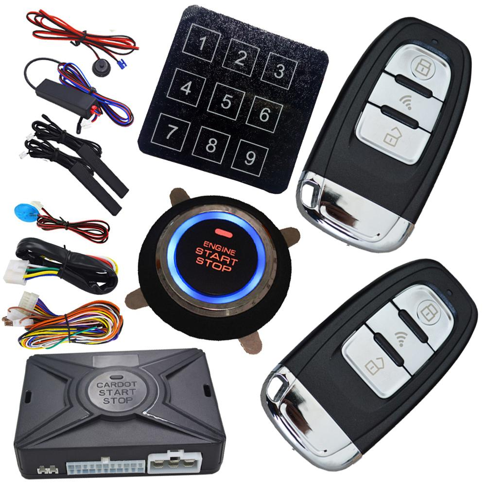 Wiring Diagram Engine Start Function With Remote Keyless Entry