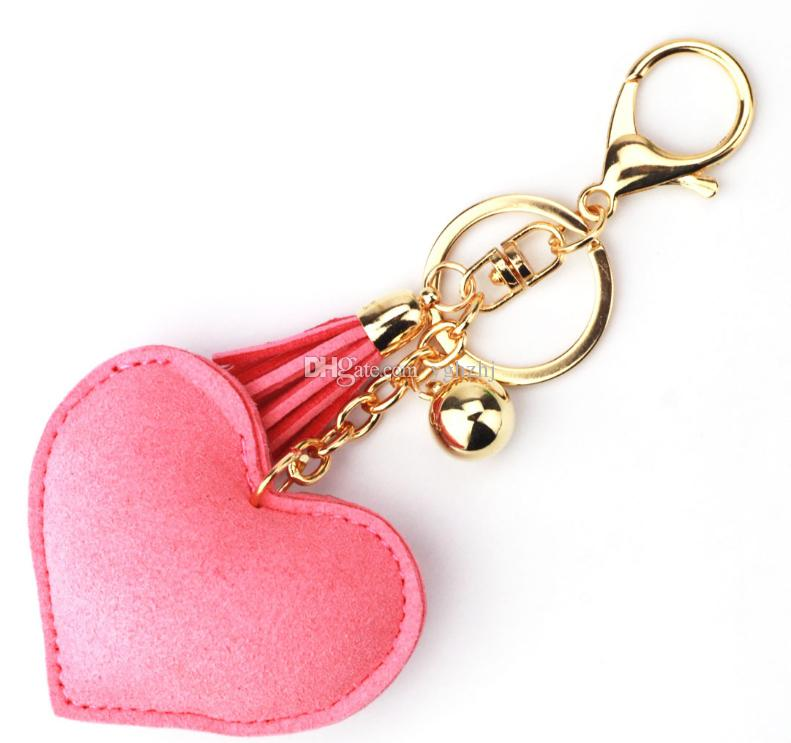 ab0a680a4267 2019 Manufacturers Wholesale New Love Tassel Key Ring, Diamond Car Key  Chain, Bag Pendant Small Gifts, From Yghzhj, &Price; | DHgate.Com