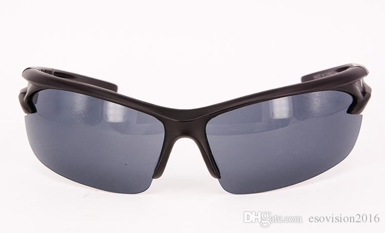 Gafas de sol deportivas para hombre y mujer Bicycle Glass NICE Plastic Bike gafas de sol gafas de google night vison frame wholesale