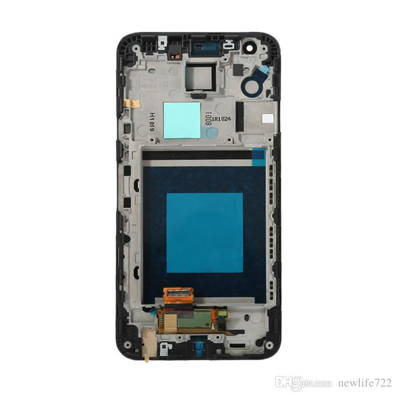 5.2inch Original Screen For LG Google Nexus 5X Touch Screen Digitizer LCD Display With Frame Full Assembly H790 Cellphone Repair Parts