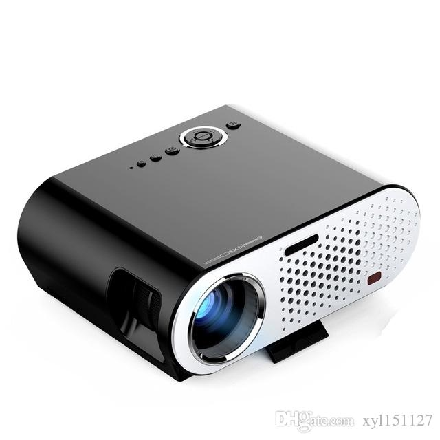 Yg310 Lcd Projector 600lm 320 X 240 1080p Mini Portable Hd: 2019 LCD Multimedia Projector LED Lamp 3200 Lumens Video