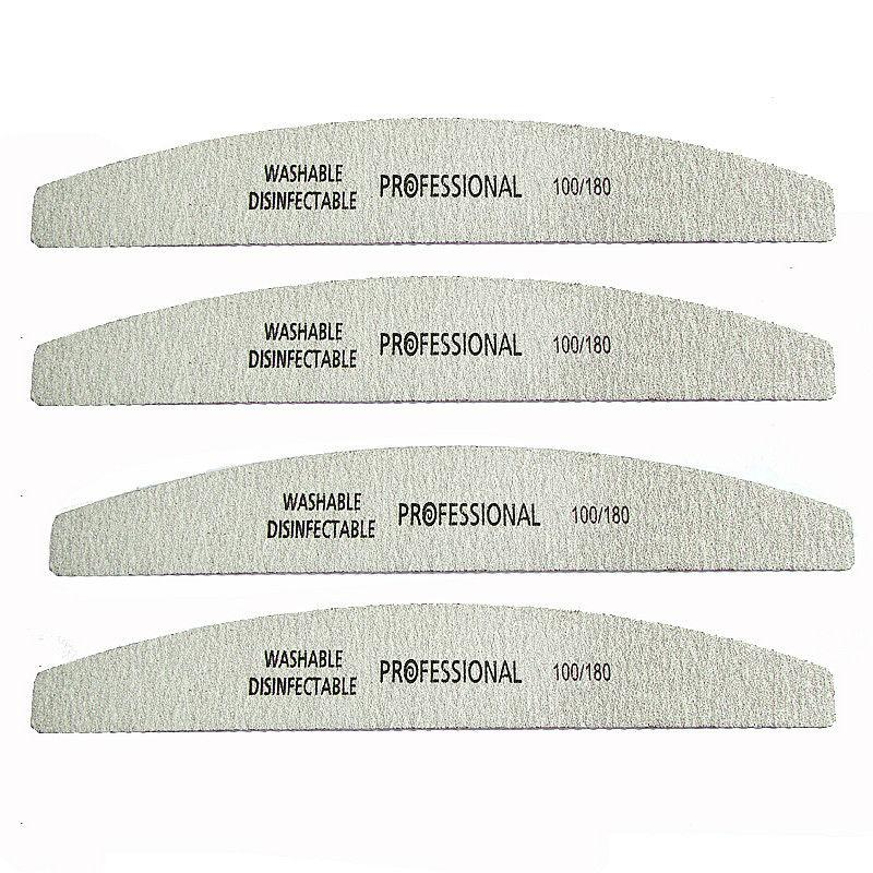 Wholesale Nail Art Sanding File Buffer 100/180 Grit File With C ...
