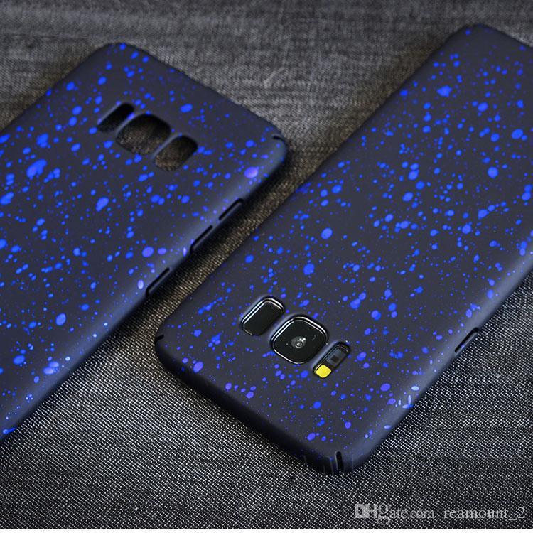 Couverture de cas de téléphone en gros pour Samsung S8 S8 Plus cas de téléphone portable pour iPhone 7 7 Plus cas TPU Capa Coque