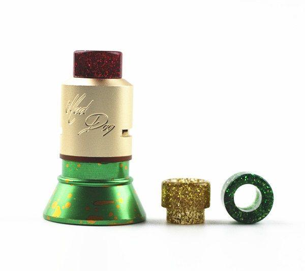 E-cigarettes Vaporisateur Ecigs TFV8 Drip Tip 810 Drip Tip Drip Tips pour SMOK TFV8 Jolis drip tips en résine 810 RDA Embouchure