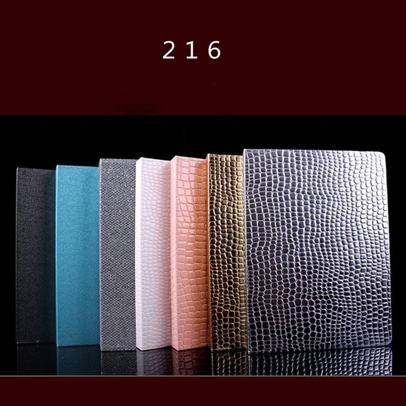 Wholesale Nail Gel Polish Display Card Book Chart With Tips Nail Art Salon Set With 216 False