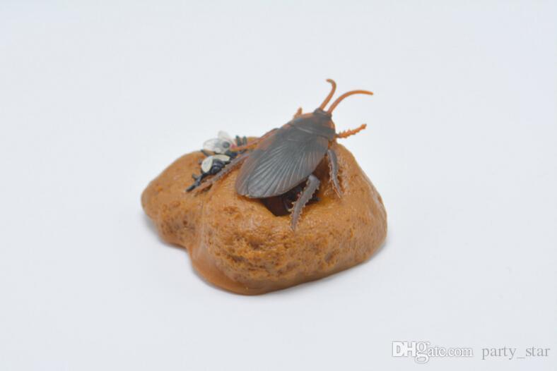 Komik Simülasyon Hamamböceği Sahne Aracı Cadılar Bayramı April fool Günü Yaramaz Hamamböceği Süslemeleri Komik Parti Hile Parodi ...