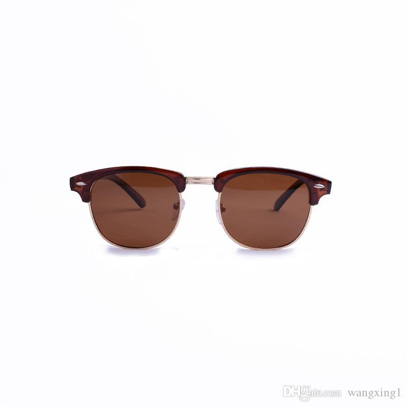 BoyRose-52MM gafas de sol de alta calidad RAYAS clásicas gafas de sol para hombres mujeres PROHIBICIONES OJO DE GATO Diseño de la marca Gafas Gafas de sol Gafas de sol