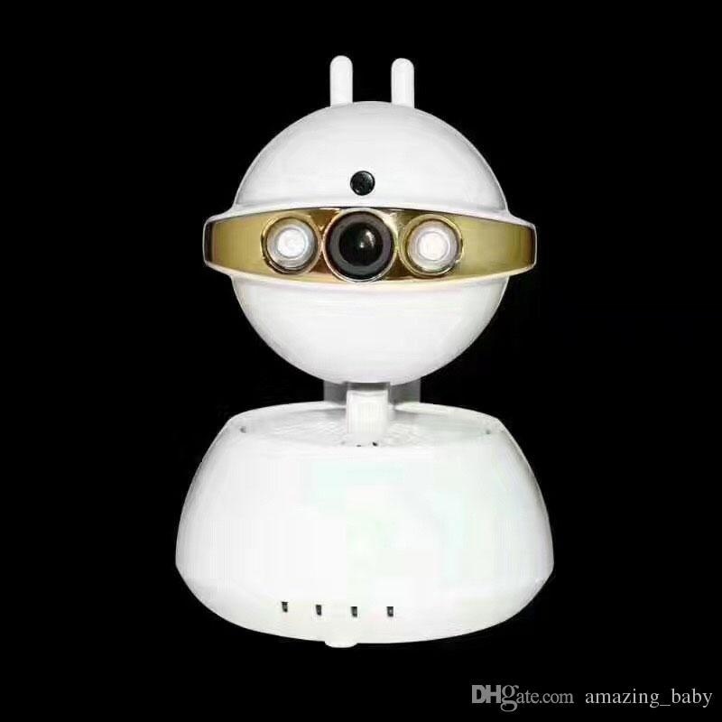 CS-8710-Q10 Remote Home Smart Safe Camera Super Wide View Angle 360 Angle Safe Camera Night Vision CCTV-Lens Wifi Smart Camera TFCard Newest