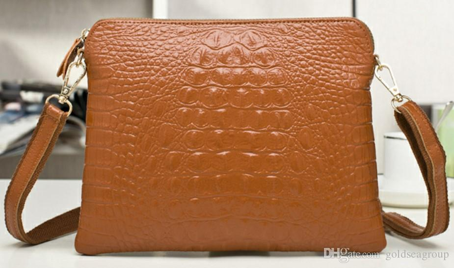 b51ef182fc0a Clutch Purse Wallet Bag Women Shoulder Handbag Ostrich Tote Lady New Arrive  UK France CA Crocodile Togo Genuine Leather Bags Paris US EUR Handbag  Wholesale ...