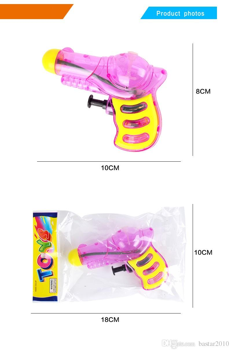 2017 New Design Chidren Outdoor Game Player Small Size Pocket Mini Water Fun, DHL