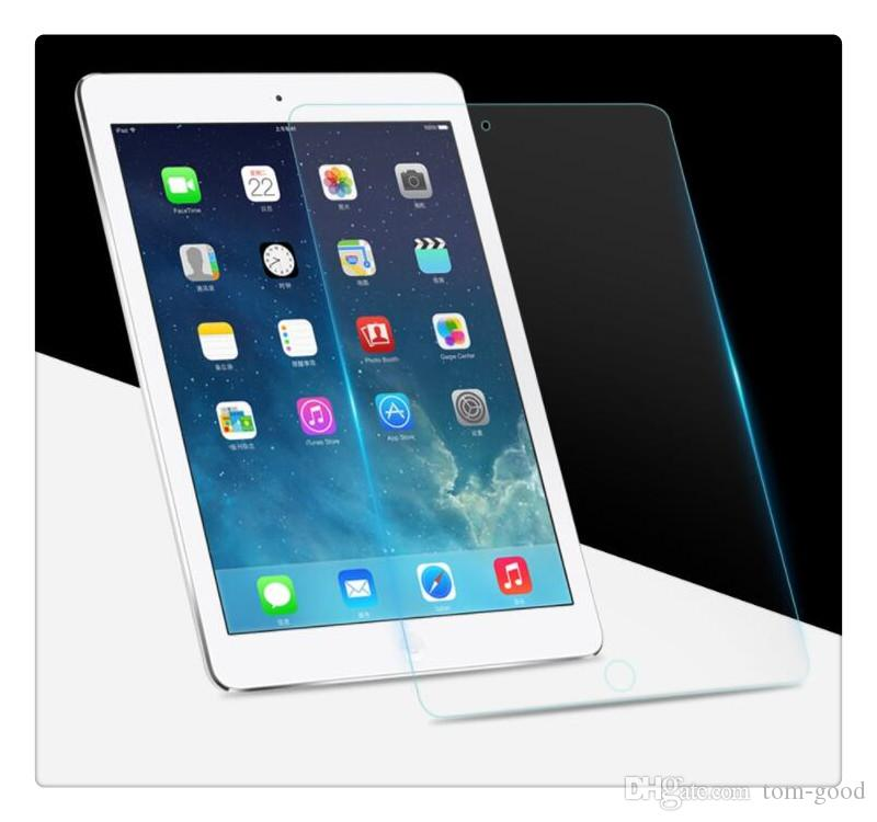 Wholesale Ultra Thin Tempered Film Reinforced Glass Protective Film For Apple iPad Air Mini 6 5 4 3 2 1 Toughened Screen Protector