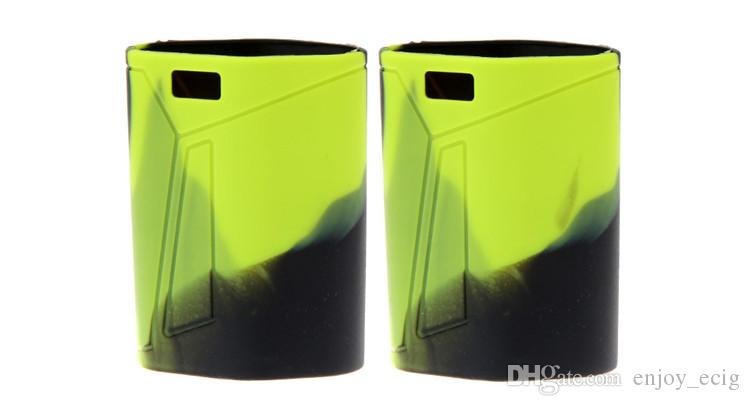 SMOK GX350 Box Mod Proect Case Soft Silicone Rubber Carry Bag Cover for GX 350 350W TC Mods Protective Skin DHL Free