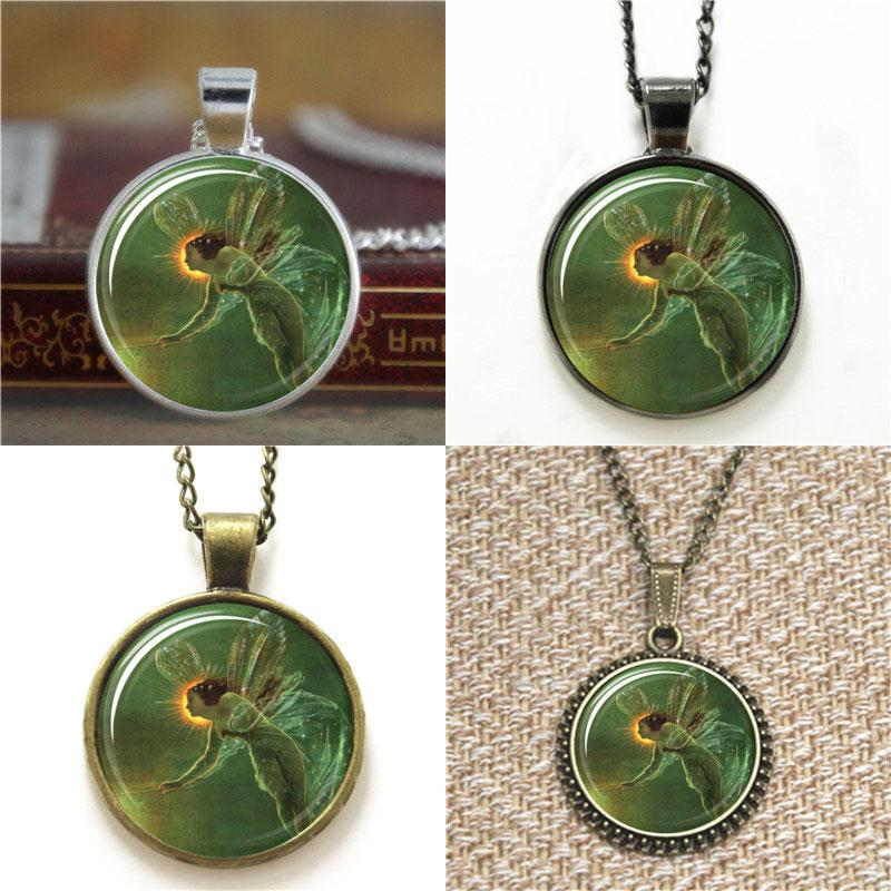 10pcs Ethereal Pixie John rimshaw's Spirit of the Night Necklace keyring bookmark cufflink earring bracelet