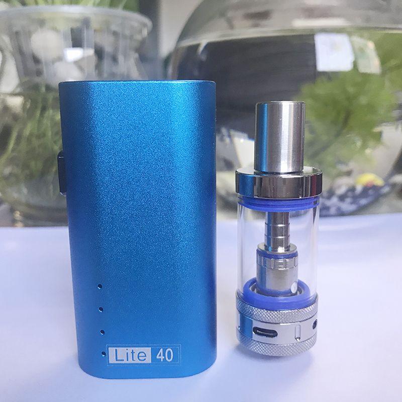 Jomo Lite 40 w Jomo 40 watt E çiğ Kutusu Mod Lite 40 w buharı mod kiti 3 ml Buharlaştırıcı 0268056