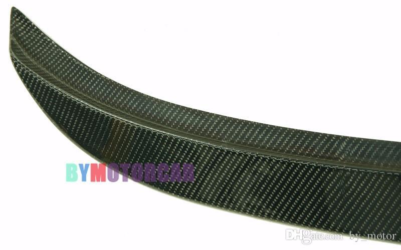 Real Carbon Fiber Trunk Spoiler 420i 428i 435i 4-Series F36 Fit For BMW