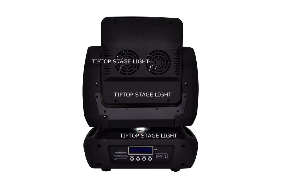 LED di alta qualità * 12W Matrix Moving Head Beam Light Cree RGBW 4IN1 LED DMX 512 Beam Moving Head Certificato CE