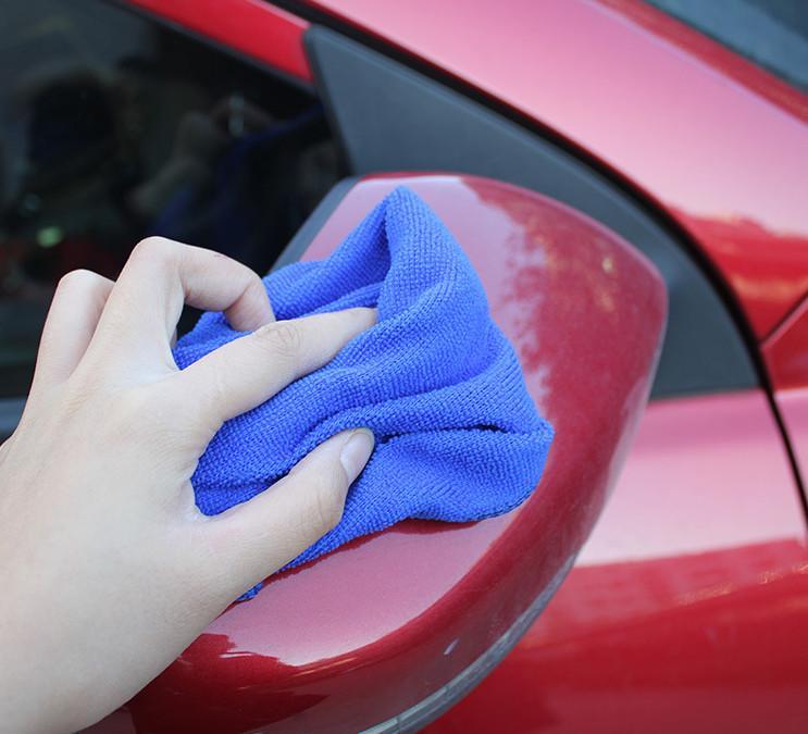 Asciugamano in microfibra Asciugamano da auto Lavaggio auto Pulire il panno Auto pulita Polvere Olio liquido Supper Asciugamano asciugamano Car Care ATP110