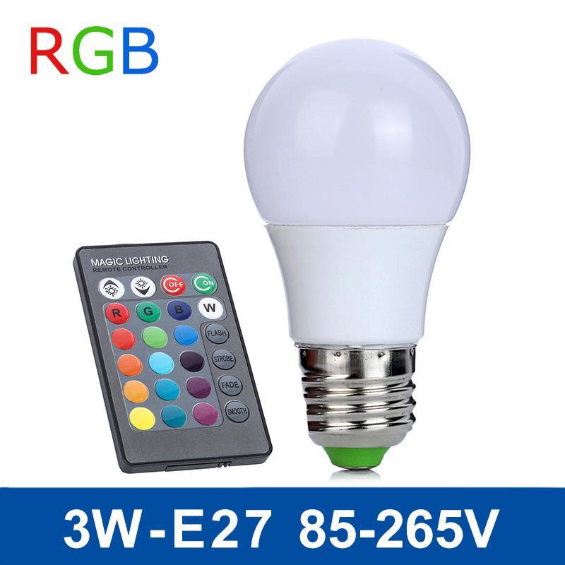 3w Led Lampe 110v 220v E27 Namens High Power Lampada Christmas ...