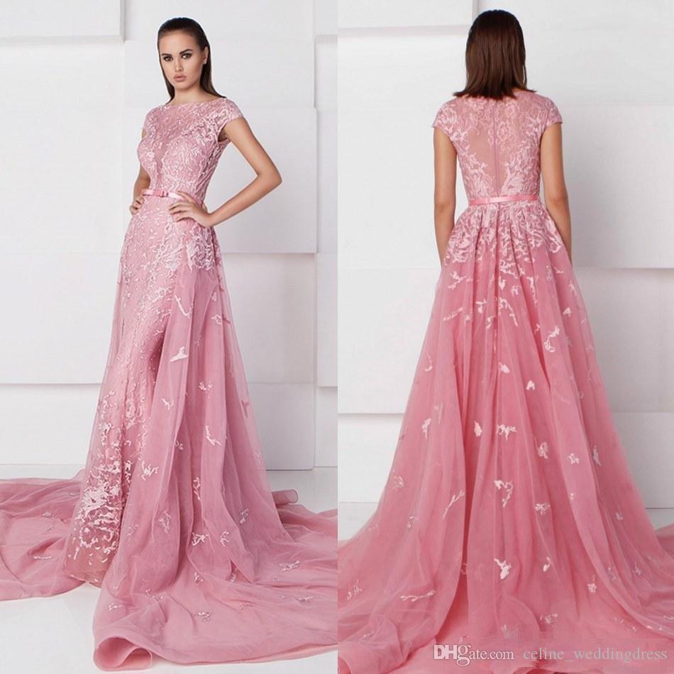 Hermosa Vestido De Boda Trenes Embellecimiento - Colección de ...
