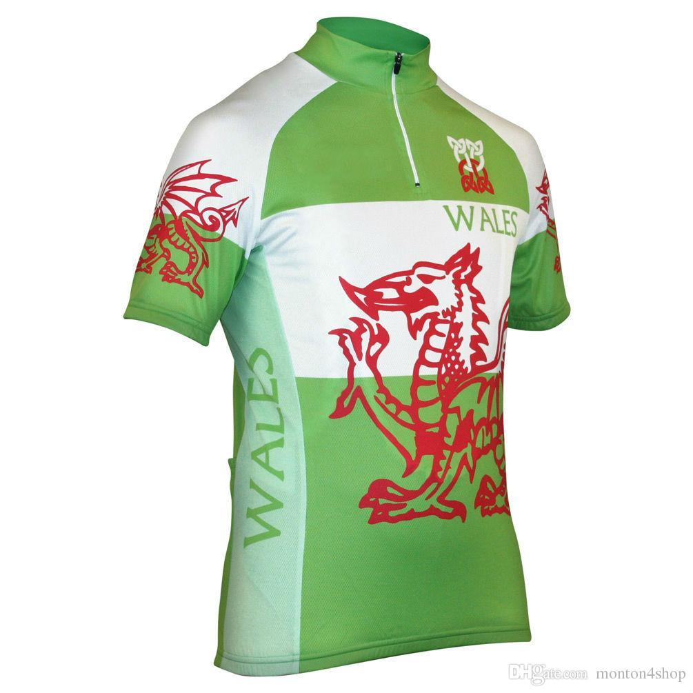 2019 Национальный Шотландия, Уэльс, Ирландия Англия Джерси дышащий велоспорт трикотажные изделия с коротким рукавом лето быстрая сухая ткань MTB Ropa Ciclismo P7