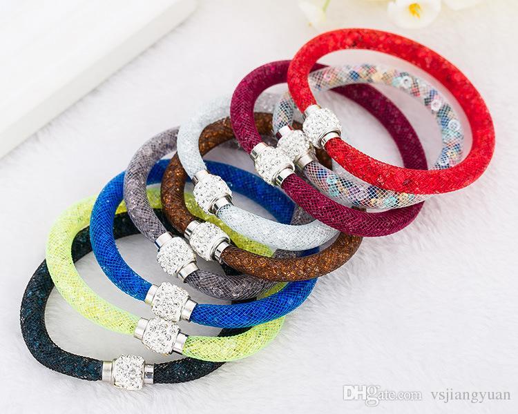 Pulseras Infinito Moda HI-Q Joyas Mixtas Lotes Pulseras Infinito encanto Elegir estilo para gente de moda