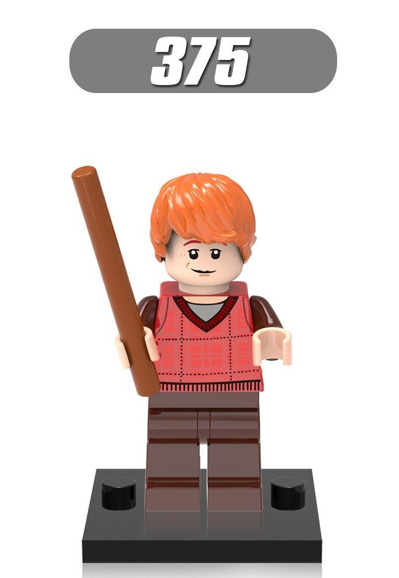 Друзья Гермиона Джин Грейнджер Рон Уизли Лорд Волдеморт Джинни Пожиратель Смерти мини строительные блоки цифры x129