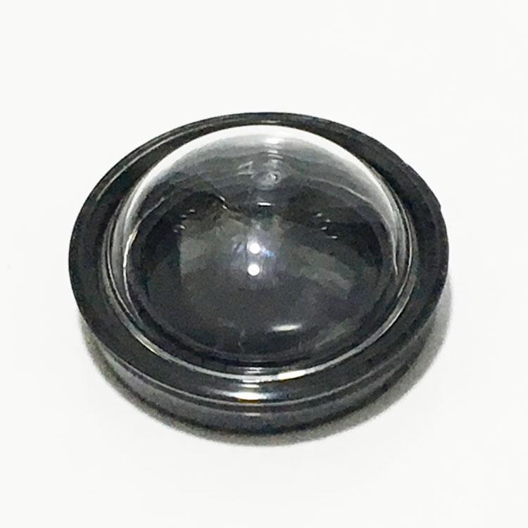Piatto parabolico ciotola di vetro Honeybird Dabber piatto Oil Rigs libero Dabber Strumento Cera Glass Bong con silicone Jar