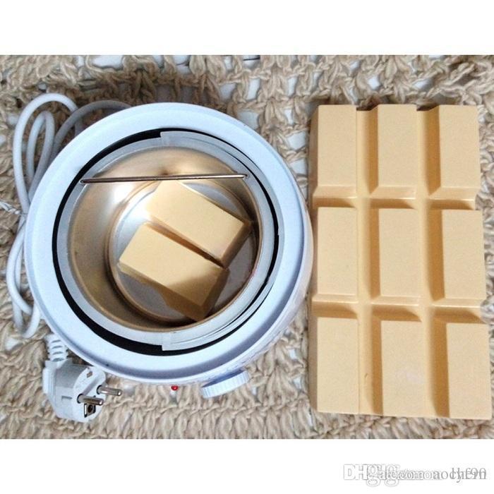 Warmer Depilatory Wax Heater Pot Health Care Paraffin Heater Mini SPA Hands Feet Epilator Wax Machine Depilatory