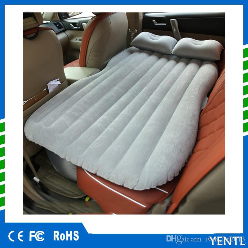 Car Air Mattress Travel Bed Back Seat Cover Inflatable Good Quality For Camping China Supplier Front