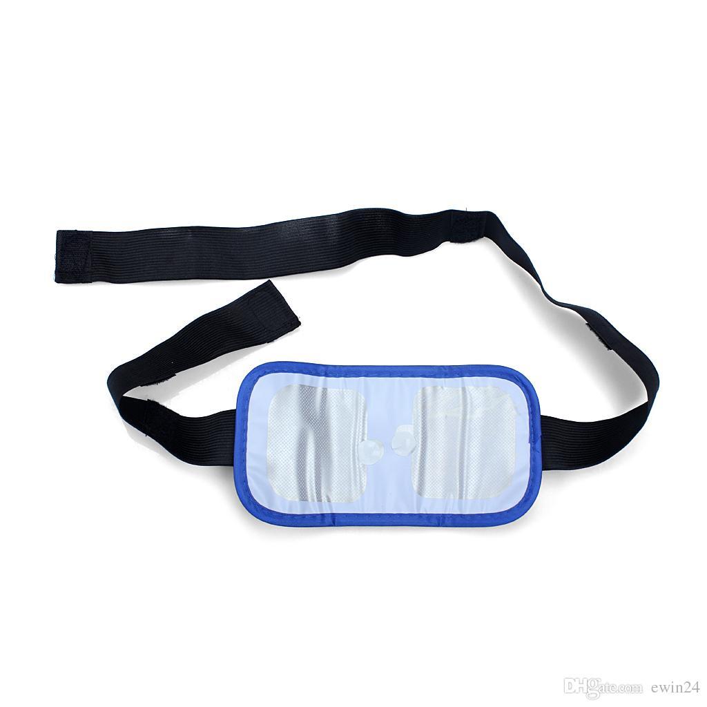 Cintura snellente elettronica Cintura muscolare Toner tonificante Cintura di massaggio ginnastica Cintura muscolare Gamba addominale Cintura massaggiatore Cintura addominale
