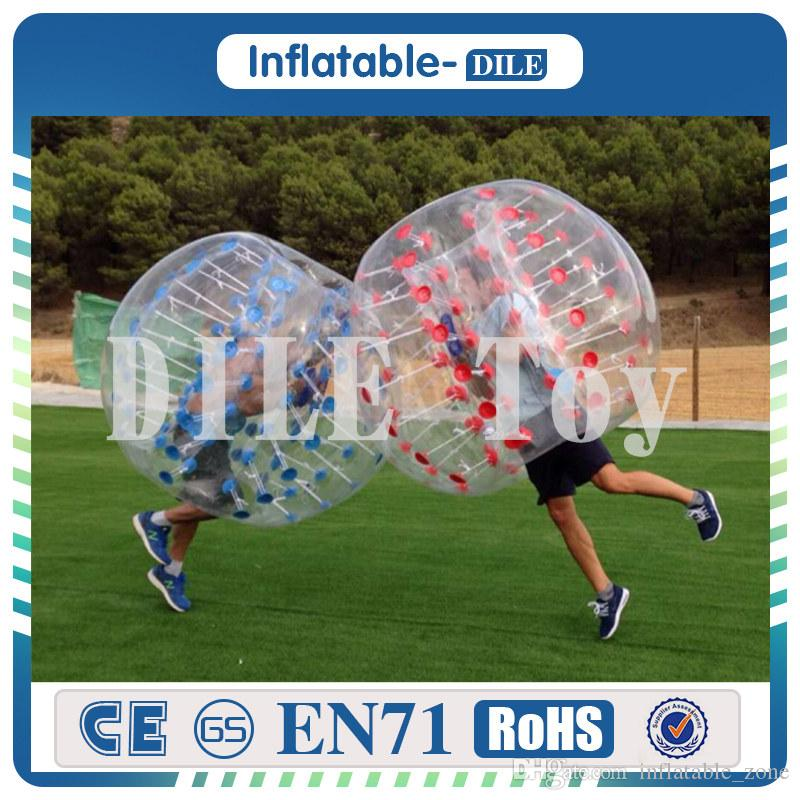 Free Shipping Best Price Popular Body Games Soccer Bubble Inflatable Ball ,Zorb Ball For Fun Activities