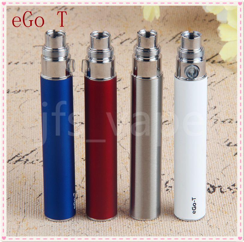 Ego-t-Batterie Ego Evod 510 Thread-Batterien 650 900 1100 MAH VAPE-Stift mit UGO USB-Ladegerät E-Cigs