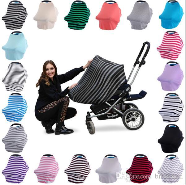 Ins Nursing Cover Multifunction Stretchy Infinity Scarf Wrap